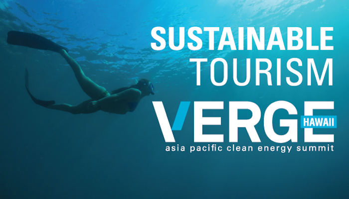 Sustainable Tourism at VERGE